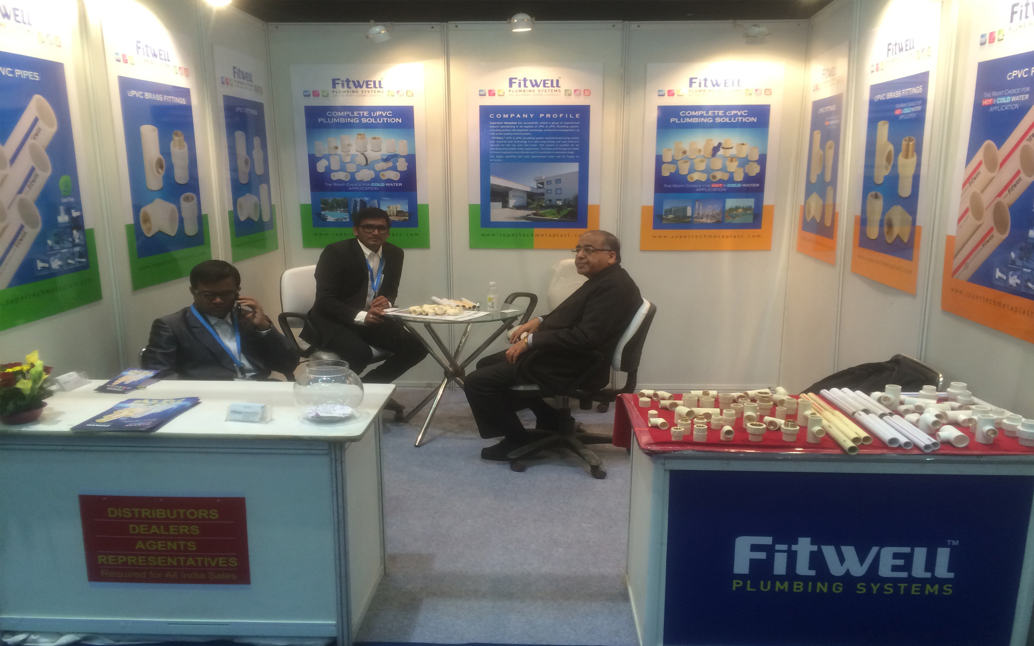 UPVC Pipe Manufacturer,CPVC Pipe Fittings Supplier - Fitwell